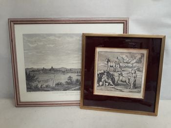 Lithographies / Gravures etc.